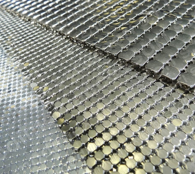 Maglie metalliche alluminio