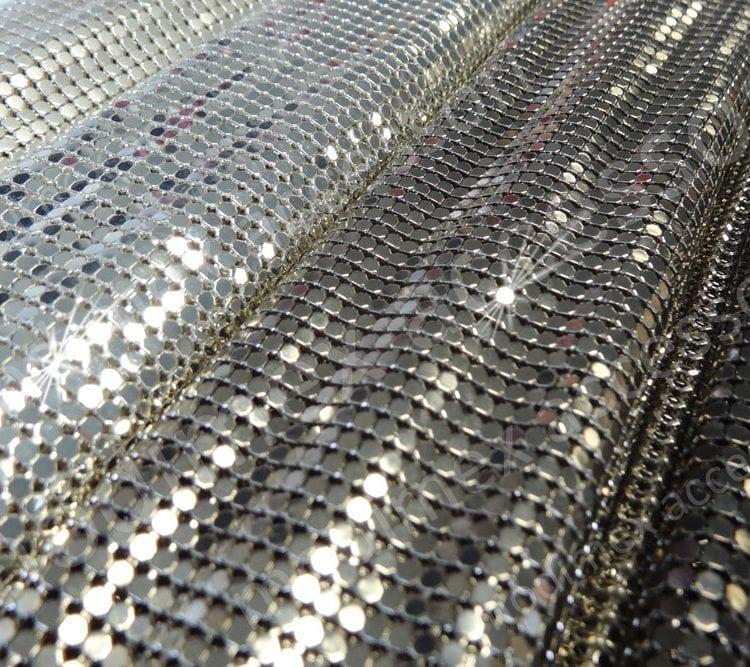 Maglie metalliche ottone