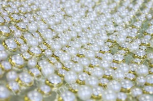 Lavorazioni con Perle - Applications with Pearls - Applications avec Perles
